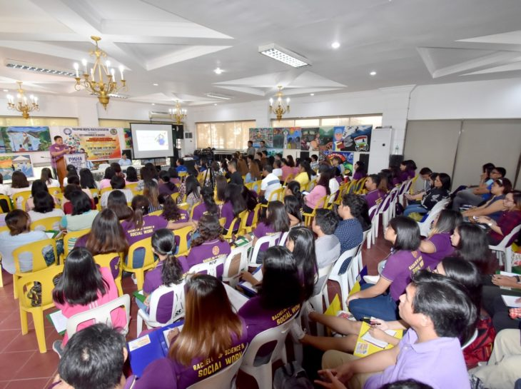 Mental health forum for students, professionals convened