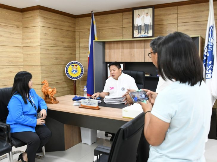 Mayor Lim joins President Duterte's trip to Russia