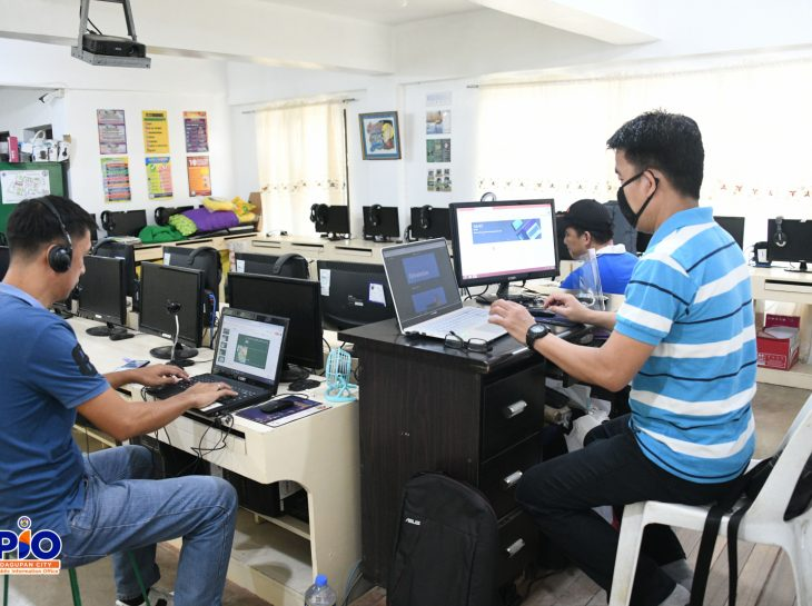 3 Dagupan schools begin simulation of distance learning classes
